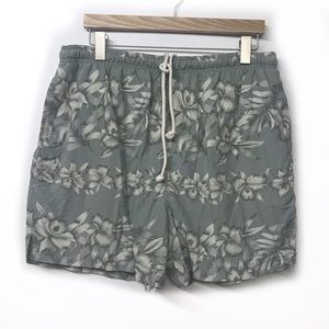 Tommy Bahamas Orchid Swim Trunks XL